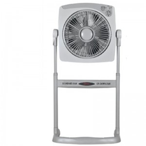 12 inch electric fan with adjustable stand