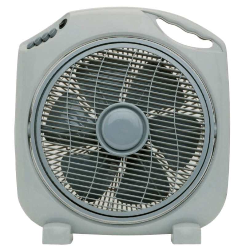 with handle portable 5 blade box fan